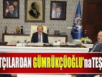 Ziraatçılardan Başkan Gümrükçüoğlu'na Teşekkür