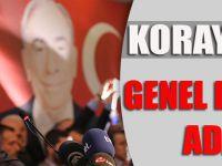 Koray Aydın MHP Genel Başkan Adayı