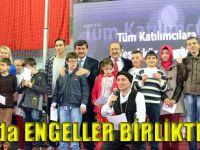 Trabzon'da Engeller Birlikte Aşılıyor