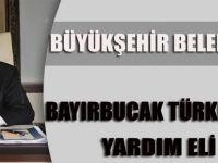 Bayırbucak Türkmenleri'ne Yardım Eli