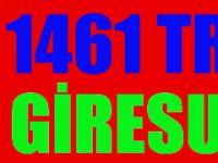 Maç Sonucu :1461 Trabzon : 1 - Giresunspor : 1