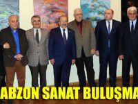 Batum-Trabzon Sanat Buluşmaları Başkan Gümrükçüoğlu'nun Katılımıyla Başladı
