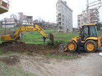 Mahallelerdeki Yol Açma Çalışmaları Devam Ediyor