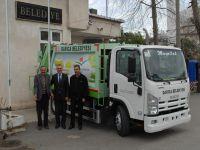 Darıca Belediyesine Modern Temizlik Aracı