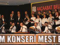 Türk Sanat Müziği Korosu Sezonun İkinci Konserinde Dinleyicilerle Buluştu.