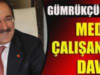 Başkan 10 Ocak Çalışan Gazeteciler Günününü Unutmadı