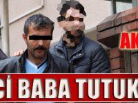 Akçaabat'ta Öz Kızını Taciz Eden Baba Tutuklandı