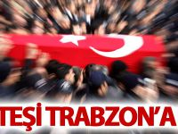 Şırnak'ta Şehit Olan Polis Trabzon Vakfıkebir'li