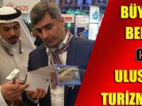 Trabzon Büyükşehir Belediyesi, Cidde Uluslararası Turizm Fuarı'nda
