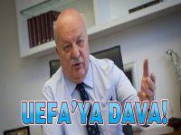 Başkan FIFA'nın Yolunu Tuttu