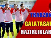 Trabzonspor'da Galatasaray hazırlıkları başladı!