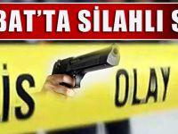 Akçaabatlı  İş Adamı Kendi İş Yerinde Silahlı Saldırıya Uğradı