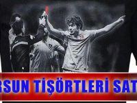 Trabzonspor'da Salih Dursun Tişörtleri Satışa Çıktı