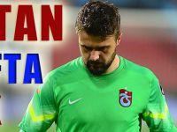 Trabzonspor'da Kaleci Onur Ameliyat Edilecek