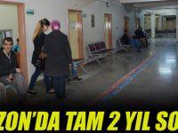 Trabzon'da Cumartesi Mesaisi Başladı!