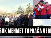 Sebat Gençlik Ve Antalyaspor'un Eski Futbolcusu Mehmet Özkul (Porsuk Mehmet) Toprağa Verildi