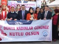 Büyükşehir Belediye Başkanvekili Gümüş Tüm Kadınların Anlamlı Günlerini Kutladı.