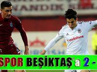 Trabzonspor Sahasında Yenildi