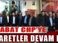 Akçaabat CHP'ye Hayırlı Olsun Ziyaretleri Devam Ediyor