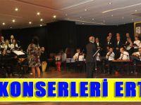 Terör Akçaabat'ta Konserleri Erteletti..