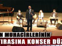 Trabzon Muhacirlerinin Hatırasına Konser Düzenlendi