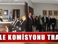 TBMM Aile Komisyonu Üyeleri Gümrükçüoğlu'nu Ziyaret Etti