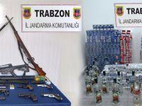 Trabzon'da 2 Mavzer Yakalandı