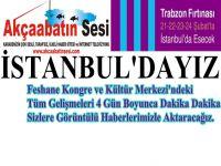 Akçaabatın Sesi İstanbul Trabzon Günlerinde