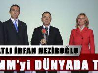 Akçaabatlı İrfan Neziroğlu TBMM'yi Dünyada Tanıttı