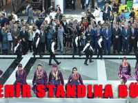 Trabzon Büyükşehir Belediyesi'nin Standına Büyük İlgi