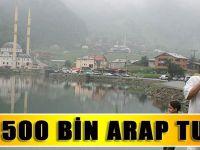 Trabzon İçin Hedef 500 Bin Arap Turist