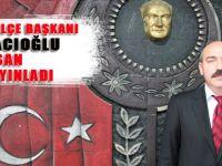 CHP Akçaabat İlçe Başkanı Musa Hacıoğlu 23 Nisan Mesajı Yayınladı