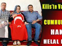 Kilis'te Vatandaş Tepkili: Hakkımızı Helal Etmiyoruz