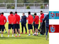 Trabzonspor'da 4 Genç İsim Resmen A Takım Kadrosunda.
