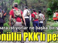 Karadeniz'de 750 Gönüllü Korucu PKK'lı Arıyor!