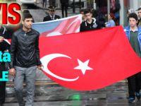 19 Mayıs Gençlik Ve Spor Bayramı Akçaabat'ta Kutlandı