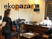 Muammer Günnar ATV AVRUPA EKOPAZAR Programının Konuğu Oldu