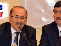 Başkan Gümrükçüoğlu'ndan, Vali Öz'e Teşekkür