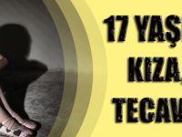 17 Yaşındaki Kıza 4 Kişi Tecavüz Etti!