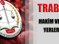 Trabzon'da Hâkim Ve Savcıların Yerleri Değişti