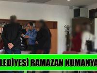 Akçaabat Belediyesi'nden Ramazan Kumanyası