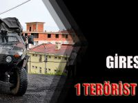 Giresun'da 1 Terörist Öldürüldü!
