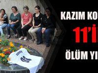 Kazım Koyuncu'nun 11'inci Ölüm Yıl Dönümü