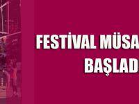 Festival Müsabakaları Start Aldı