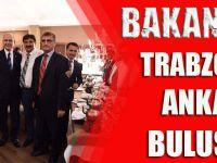 Çalışma ve Sosyal Güvenlik Bakanı Süleyman Soylu Trabzonluları Ankara'da Buluşturdu.