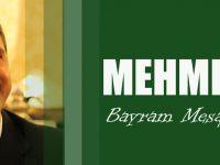 Ankara Akçaabatlılar Derneği Başkanı Mehmet Baş Ramazan Bayramı Mesajı Yayınladı