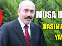 CHP Akçaabat İlçe Başkanı Musa Hacıoğlu'ndan Basın Açıklaması