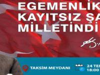 CHP'den Vatandaşlara Miting Çağrısı!