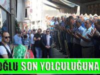 Trabzon'un Duayen Gazetecilerinden Salih Çamoğlu Bugün Son Yolculuğuna Uğurlandı.