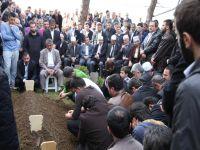 Hakan Bektaşoğlu'nun Cenaze Namazını Haydar Baş Kıldırdı.